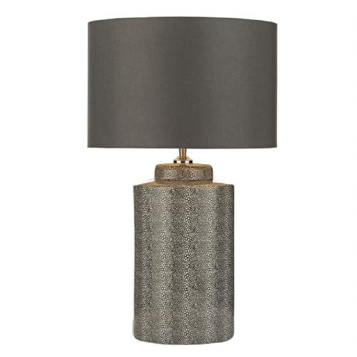 Igor Table Lamp Grey Stingray Base Only IGO4239 (Class 2 Double Insulated)